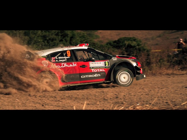 Citroёn Racing WRC 2017 07 Rally Italia Sardegna trailer
