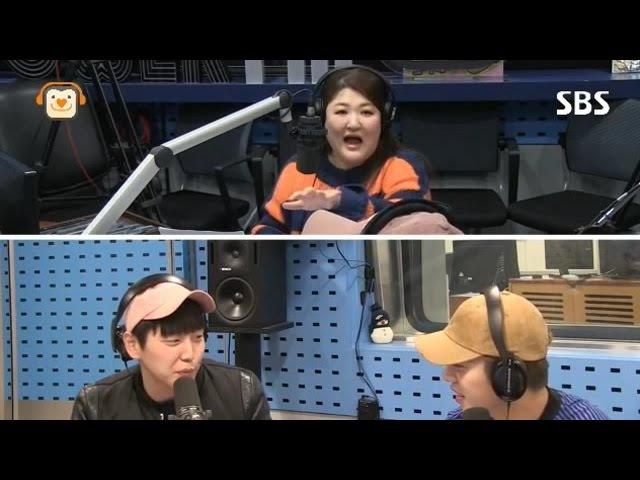 28.11.16 SBS Youngstreet радио - B.A.P 힘찬, 대현 (full ver.) [MemoryLane]
