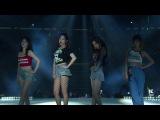 170820 Girl's Day (걸스데이) - Ring My Bell (링마벨) @ KCON 2017 LA