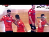 #Libertadores2017 #Fecha1 Kimberley (ARG) vs Carlos Barbosa (BRA)