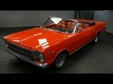 1966 Ford Galaxie 500 XL Stock # 841-DET