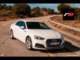 Audi A5 Coupe TDI 218 CV S-Line - Prueba revistadelmotor.es