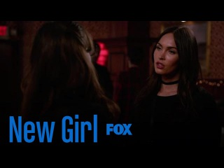 Reagan And Jess Have A Disagreement Over Models | Season 6 Ep. 13 | NEW GIRL