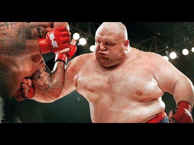 CRAZIEST MMA FIGHT! BUTTERBEAN vs CABBAGE by MMA EMPIRE!
