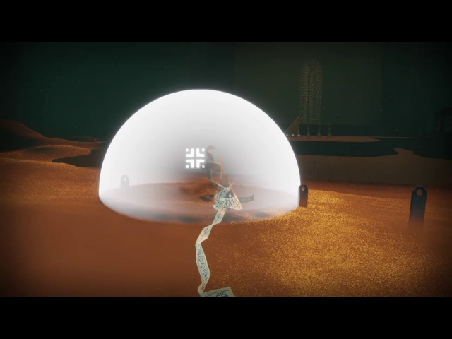 Journey PS4.Playing with the wind...We dance like Nico Buis!