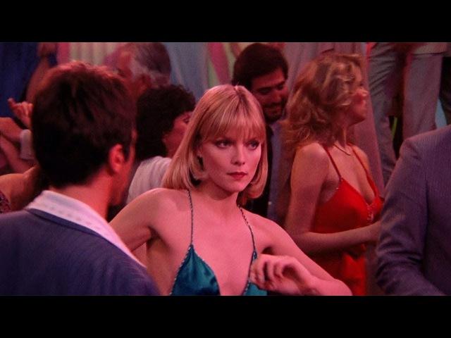 Брутальный подкат Тони Монтана к девушке — «Лицо со шрамом» (1983) сцена 2/10 HD
