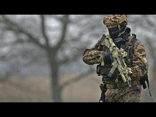 Russian Special Operations Force   Senezh Team   Wolfhounds   GRU