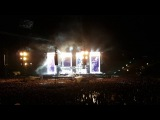 The Rolling Stones - Jumpin' Jack Flash live Olympiastadion M