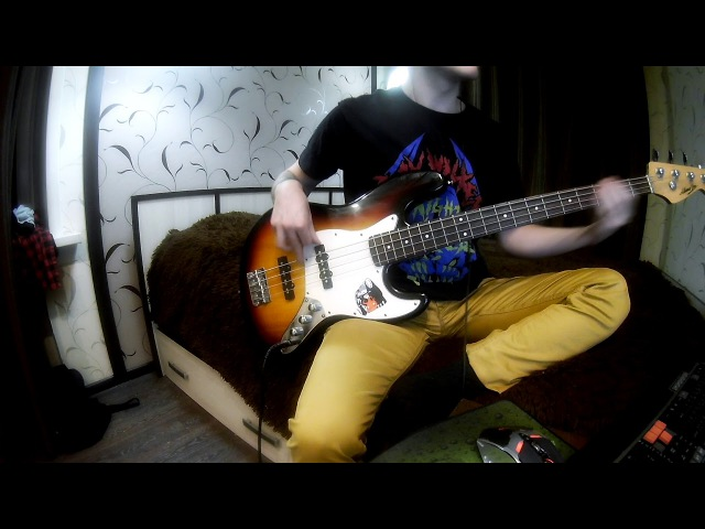 BRADIO - Overnight Superstar [bass cover]