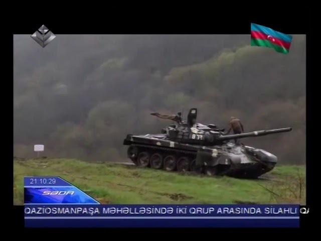 Səda - Sarkisyanın ipi yenə çəkildi (04.09.2017)