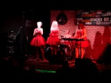 Christina AguileraWe are beautifulCandy Beatcoverlive