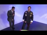 Fake martial arts master exposed on live TV, very funny