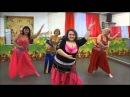 Новогодний танец, шикарный, восточный, танец живота, арабский танец Belly Dance