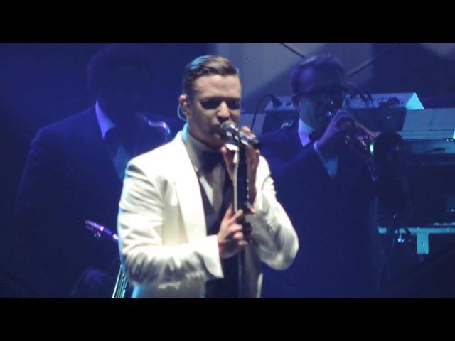 Justin Timberlake - FutureSexLoveSound Like I Love You (Live at Barclays Center, NY, 1162013)