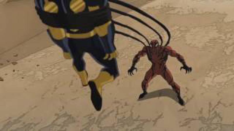 Совершенный человек паук (Я чувствую монстра)