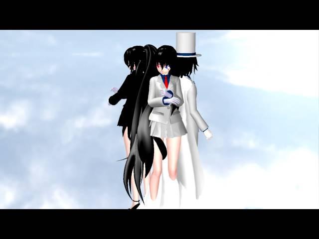 [ MMD By Fern ] Shiver - Koshi Iji Yuki Yuiji And Yukiko