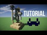 Minecraft Tutorials Ep #1 - Small Statue