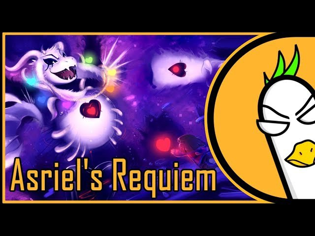 Undertale Song — Asriel's Requiem (Original)