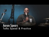 Aaron Spears Talks Speed &amp Practice
