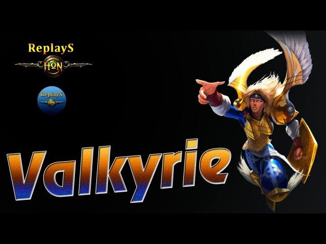 HoN - Valkyrie - Immortal - 🇪🇬 Mr_Scump Gold I