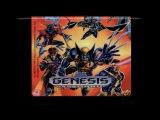 NostalgiA SEGA Genesis Mega Drive X-Men - Full Original Soundtrack OST