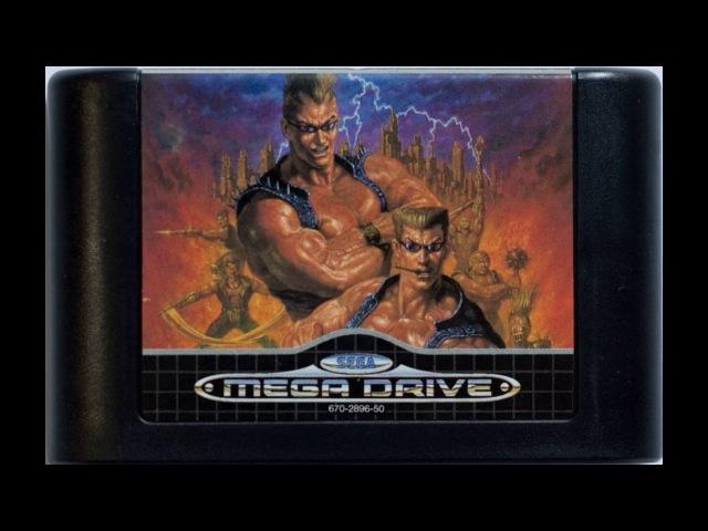 [NostalgiA] [SEGA Genesis \ Mega Driver] Two Crude Dudes - Full Soundtrack OST