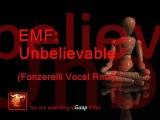 EMF - Unbelievable (Fonzerelli Vocal Rmx) - High Quality