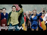 THE MAGICIANS  Season 2, Episode 9 'Music Hath Charms'  Syfy