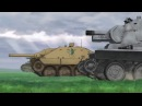 Girls und Panzer [AMV]- Rorke's Drift