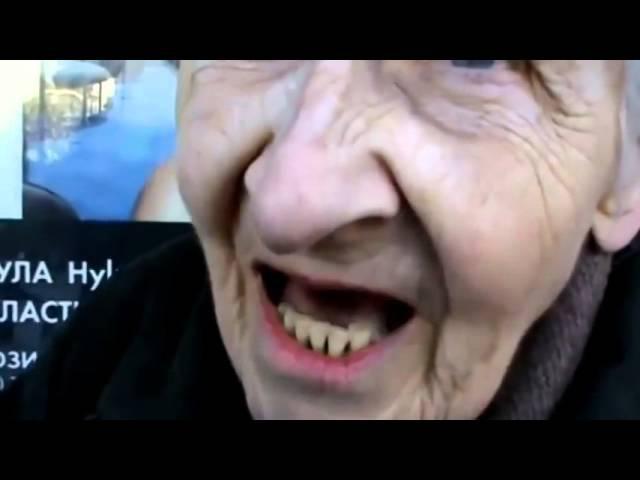 82-летняя бабушка рассказывает о режиме Путина.