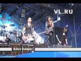 Элис Купер во Владивостоке