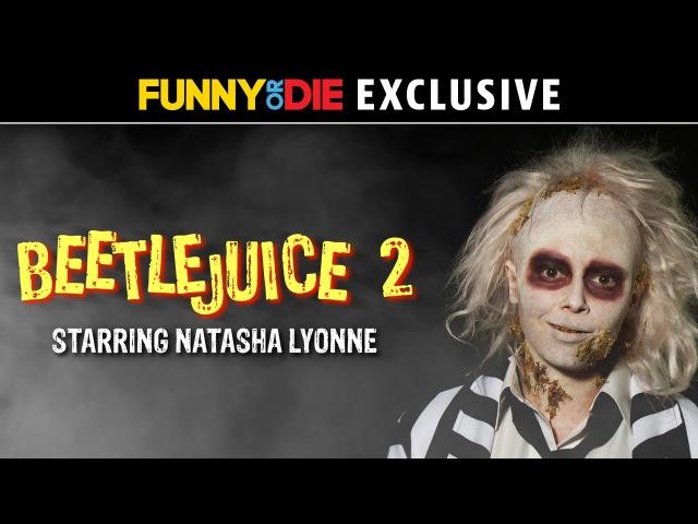 Beetlejuice 2 with Natasha Lyonne