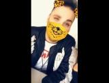 Perrie via snapchat 9.03