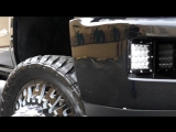 BIG LOUD AND FAST Chevy High Country DUALLY burns out 24s American Forces and MORE!