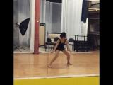 Танец. Связка. Саша Горошко