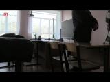 Прямое включение из школы в Люберцах, где открыли стрельбу