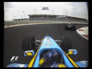 F1 2004. Гран-при Бахрейна. Гонка