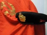 БЕРЕТ Морской пехоты ВМФ СССР МОРПЕХ чёрные береты