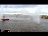 Парад ледоколов в Санкт-Петербурге (30.04.2017)