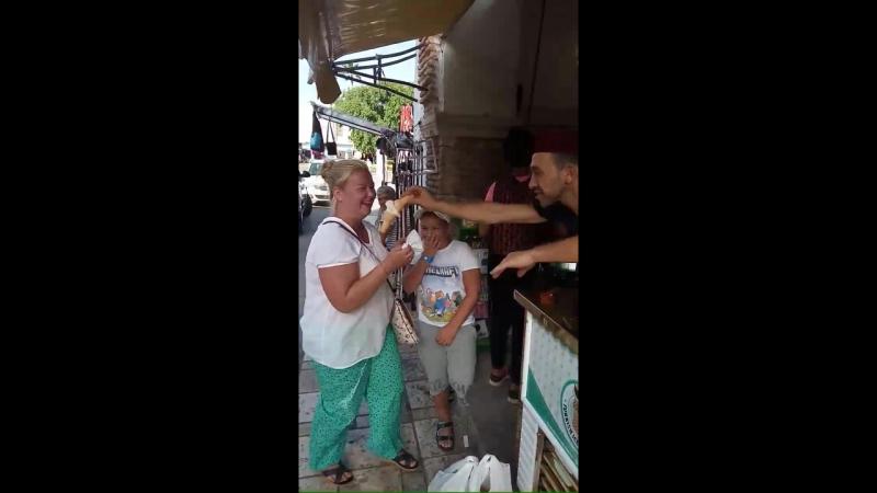Мороженое по Туниске