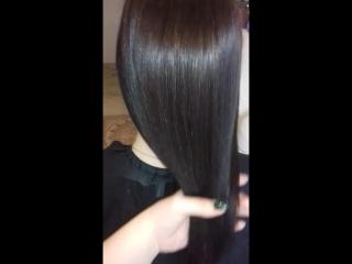 Мой новый BOTOX 💎 волос!👏 отличный результат!👌 очень комфортен😍 кажется 💖📲 8-927-066-49-62 Viber,What'Sapp,SMS