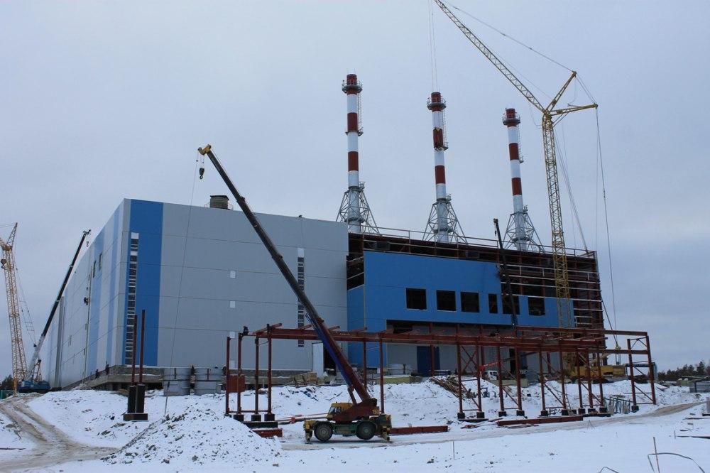 На Якутской ГРЭС-2 установлено оборудование «Красного котельщика»