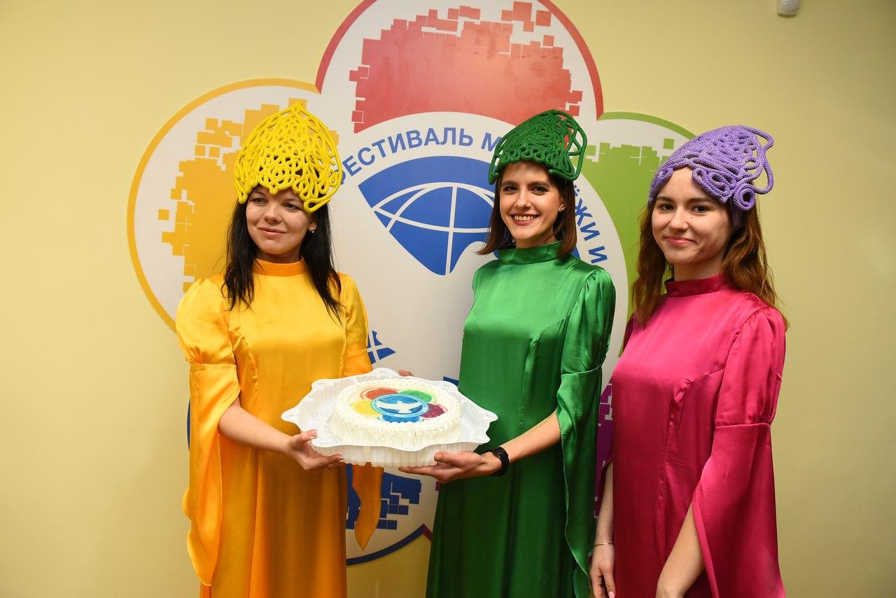 Волонтерский центр XIX Всемирного фестиваля молодежи и студентов открылся в ДГТУ