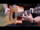 Hello - Adele (fingerstyle guitar cover by Peter Gergely) - видео песни под гитару скачать.mp4