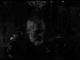 Фрагмент: Король Лир/ King Lear/ Питер Брук, 1971