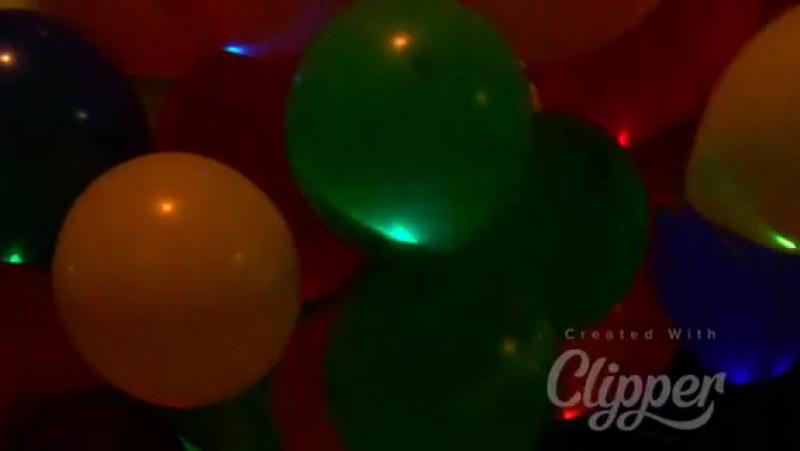 Светодиодные шарики-это чудо!✨🌟🎈