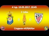 Чемпионат Испании 8х8. 4 тур. Лас Пальмас - Атлетик Бильбао 2 тайм