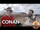 Conan Hits Comic-Con® Mad Max-Style  - CONAN on TBS )