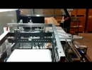 Упаковка сендвичей на автоматическом термоусадочном аппарате Pratika 56 MPE