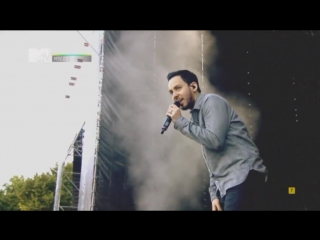 Mike Shinoda from Linkin Park